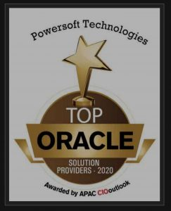 Top 10 Oracle Solution Providers - Powersoft Technologies